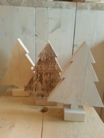 Kerstboom klein op voet