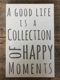 Sale A good life