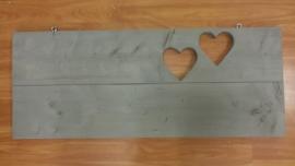 Wandplank Love