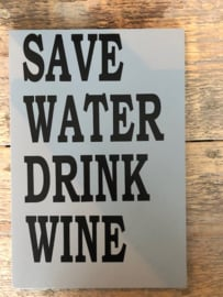 Sale Save water