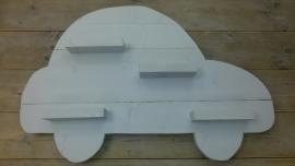 Wandbord auto white wash
