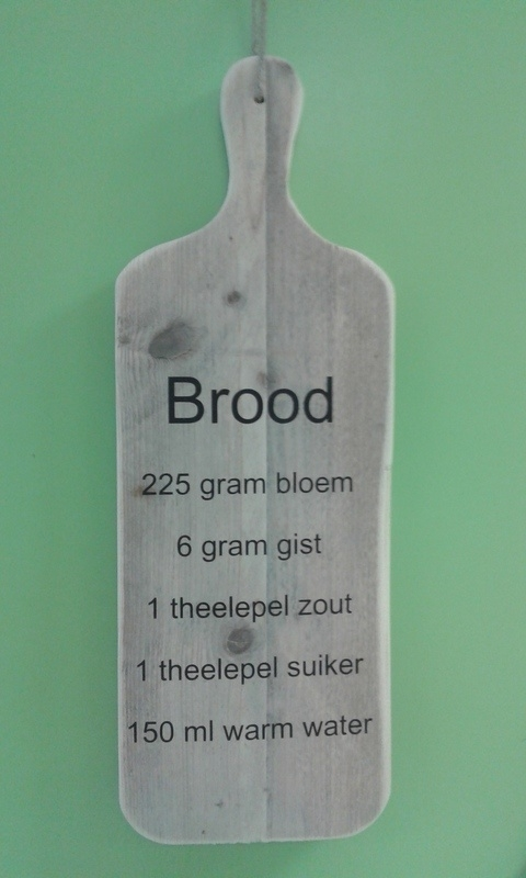 Broodplank: Brood