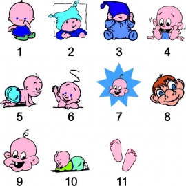Jongen afbeeldingen met baby