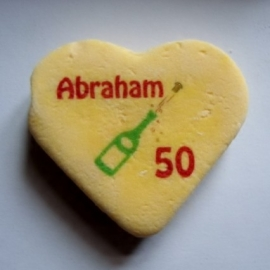Abraham fles