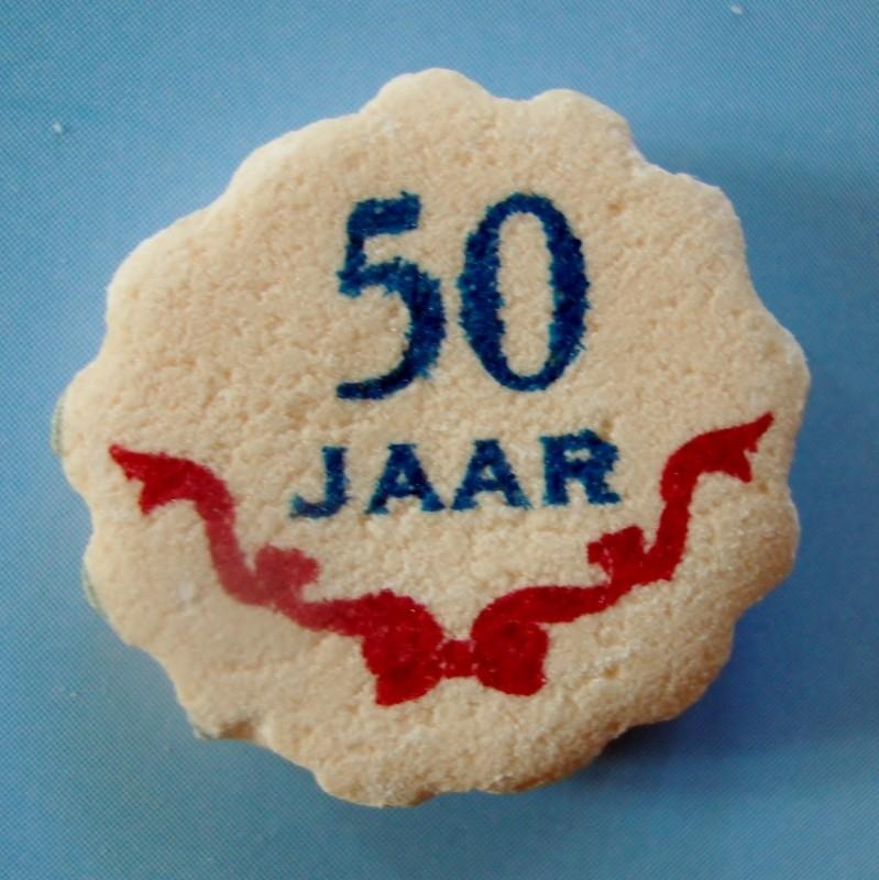 50 jaar met strik
