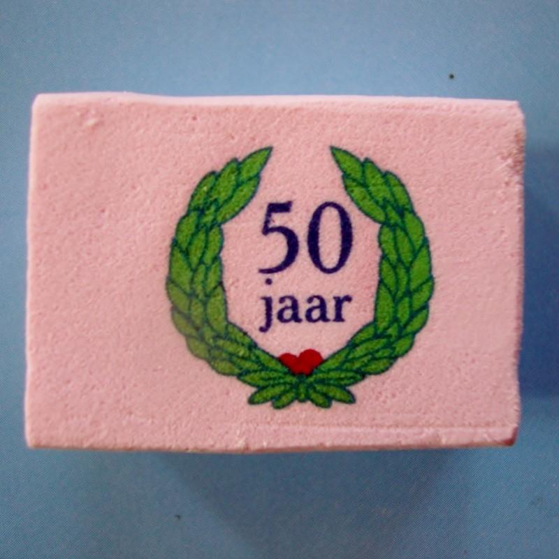 50 jaar met lauwerkrans
