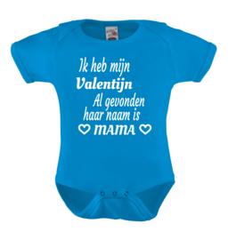 Ik heb mijn valentijn al gevonden haar naam is mama
