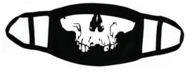 Mondkapje: skull