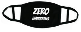 Mondkapje: Zero emissions