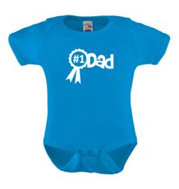 Baby romper: Nummer 1 dad