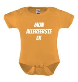 Baby romper: Mijn allereerste EK