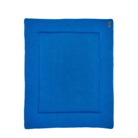 Blauw boxkleed