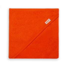 Oranje met naam geborduurd
