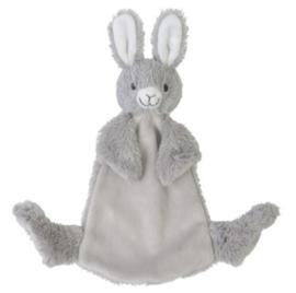 Rabbit Rio knuffeldoek met naam geborduurd