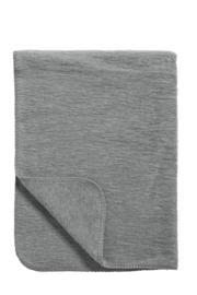 Grijs wiegdeken 75 * 100 cm Meyco