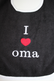 1 love oma of ....