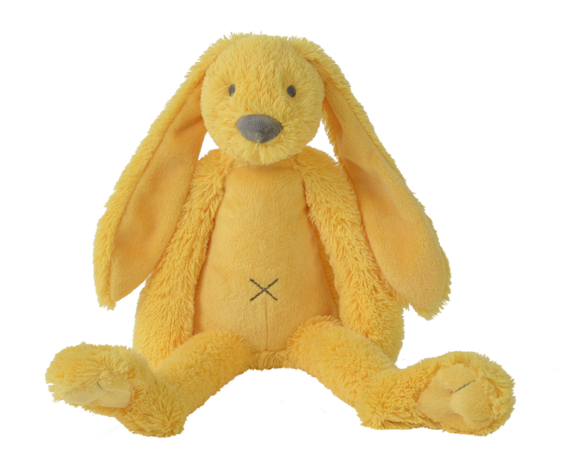 Okergeel Rabbit Richie 38 cm Happy Horse
