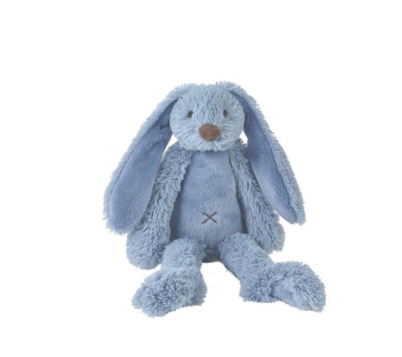 Denim blauw Rabbit Richie 38 cm Happy Horse