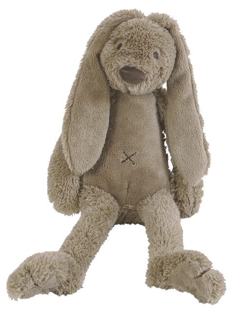 Rabbit Richie bruin 38 cm met naam geborduurd
