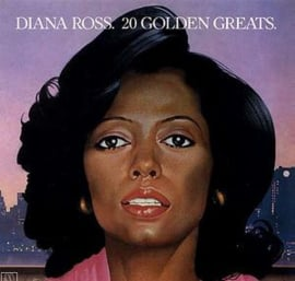 Ross, Diana  ‎– 20 Golden Greats