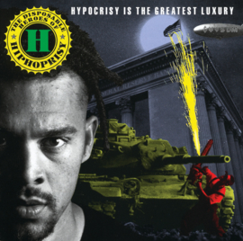 Disposable Heroes of Hiphoprisy - Hypocrisy is the Greatest Luxury (2-LP) 180 gr. vinyl