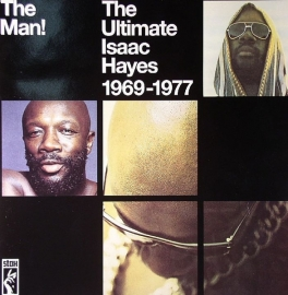 Hayes, Isaac - The Man! - The Ultimate Isaac Hayes 1969 - 1977 (2-LP)