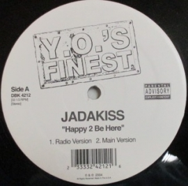 Jadakiss - Happy 2 Be Here