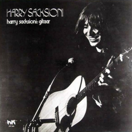Sacksioni, Harry - Harry Sacksioni: Gitaar