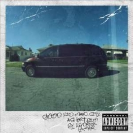 Lamar, Kendrick - Good Kid - M.A.A.D. City (2-LP)