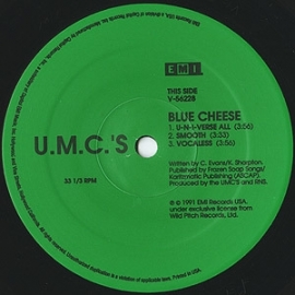 U.M.C.'s  ‎– Blue Cheese & Any Way The Wind Blows