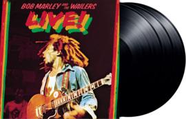 Marley, Bob and the Wailers - Live! (3-LP) HQ