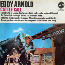 Arnold, Eddy  ‎– Cattle Call