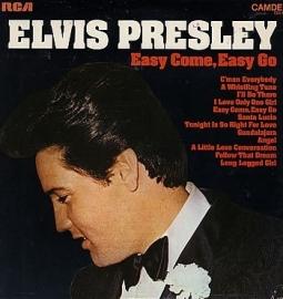 Presley, Elvis - Easy Come, Easy Go