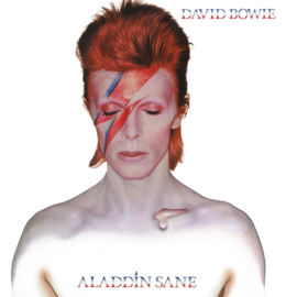 Bowie, David - Aladdin Sane (Limited 45th Anniversary Edition On Silver Vinyl)