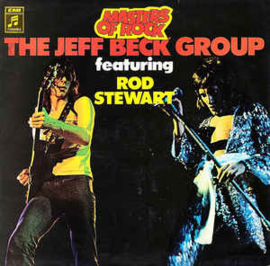 Jeff Beck Group Featuring Rod Stewart ‎– Masters Of Rock