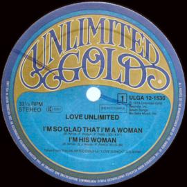 Love Unlimited / The Love Unlimited Orchestra  – I'm So Glad That I'm A Woman / Vieni Qua Bella Mi