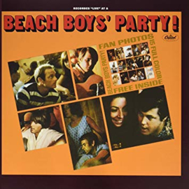 Beach Boys ‎– Beach Boys' Party!