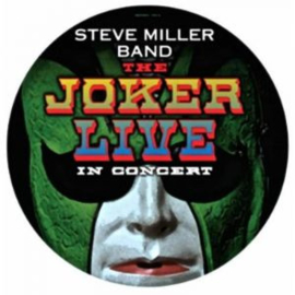 Steve Miller Band - The Joker - Live  RSD - 2016 Release  Picture Disc - Limited Edition