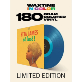 James, Etta - At Last! (Limited Coulored Vinyl) 180 gr.