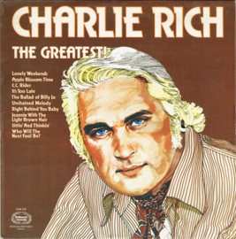 Rich, Charlie  ‎– The Greatest!