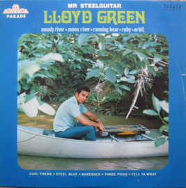 Green, Lloyd  ‎– Mr. Steelguitar