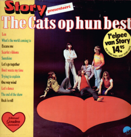 Cats, the  ‎– Story Presenteert The Cats Op Hun Best