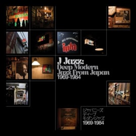 V/A - J-Jazz -Deep Modern Jazz From Japan 1969-1984 (3-LP)