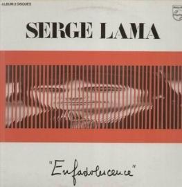 Lama, Serge -  Eufadolescence  (2-LP)