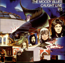 Moody Blues, the - The Moody Blues Caught Live + 5