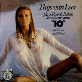 Leer, Thijs van - Ravel's Bolero