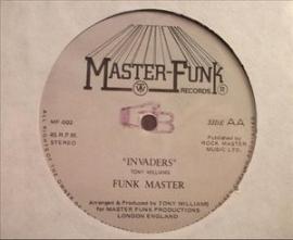 """Bo Kool / Funk Masters – Space Invaders / """"Invaders"""""""