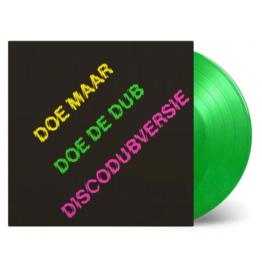 Doe Maar - Doe De Dub (Discodubversie) 180 gr. Limited Groen Vinyl