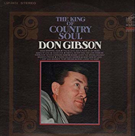 Gibson, Don  ‎– The King Of Country Soul