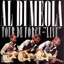 Di Meola, Al - Tour De France - Live